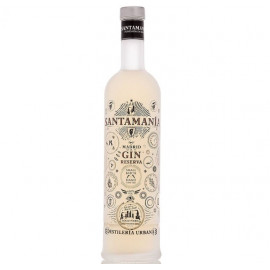santamanía, santa mania ginebra, santamania gin reserva, ginebra santamania precio