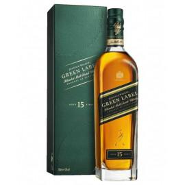 johnnie walker verde, johnnie walker green label 15, whisky johnnie walker green label, green label 15