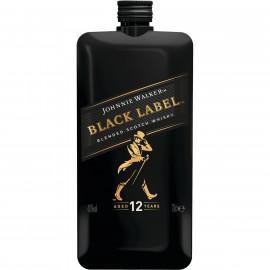 petaca black label, petaca johnnie walker black