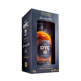 dyc 15 años, whisky dyc 15 años, dyc 15, whisky dyc 15 años precio